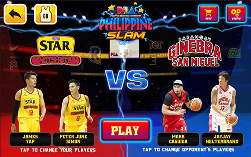 Kostenloses Android-Game Philippine Slam! Basketball. Vollversion der Android-apk-App Hirschjäger: Die Philippine slam! Basketball für Tablets und Telefone.