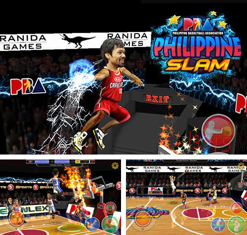 Philippine slam! Basketball