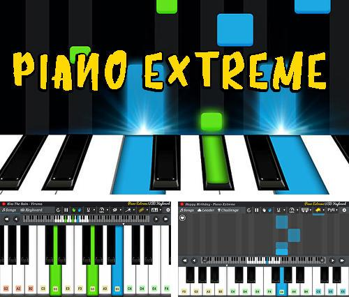 Piano extreme: USB keyboard