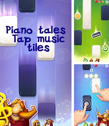 Piano tales: Tap music tiles