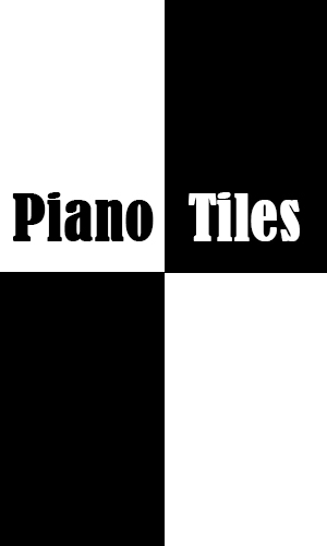 Piano tiles poster