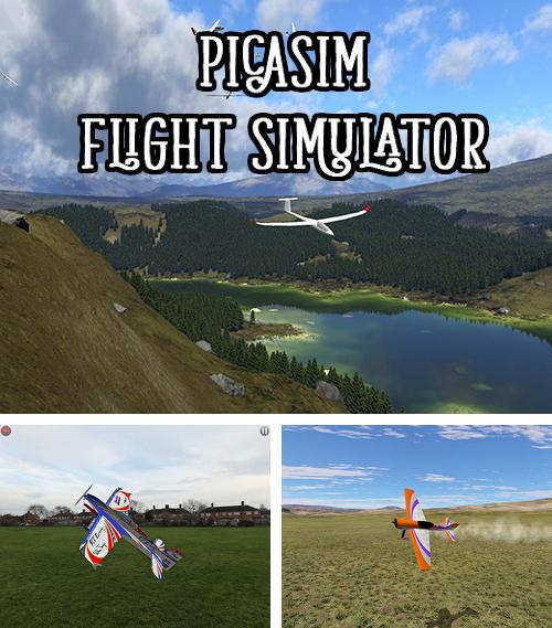 Picasim: RC flight simulator