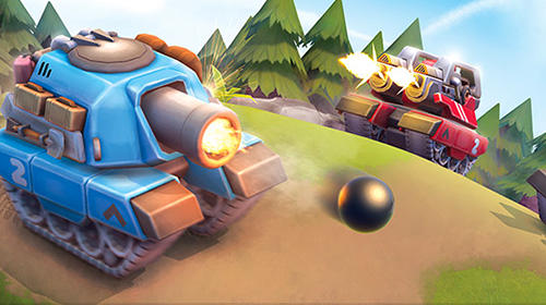 Pico tanks screenshot 1