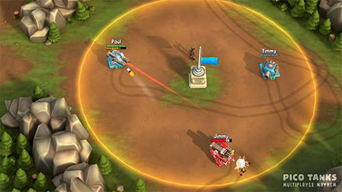 Pico tanks screenshot 2