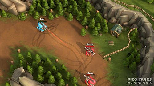 Pico tanks screenshot 3