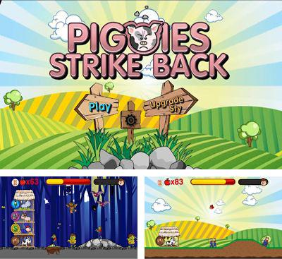 In addition to the game Elite CommandAR Last Hope for Android phones and tablets, you can also download Piggies Strike Back for free.