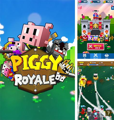 Piggy royale: Wolf wars