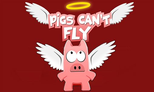 Pigs can't fly poster