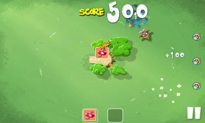 Jogue Pigs in Trees para Android. Jogo Pigs in Trees para download gratuito.