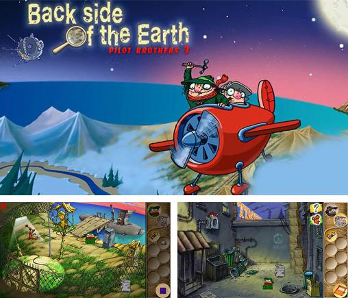 In addition to the game The Tiny Bang Story for Android phones and tablets, you can also download Pilot brothers 3: Back side of the Earth for free.