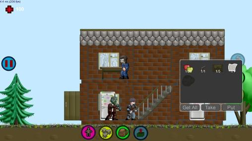 Screenshots von Wimp: Who Stole My Pants? für Android-Tablet, Smartphone.