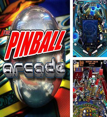 In addition to the game Monster Pinball HD for Android phones and tablets, you can also download Pinball Arcade for free.