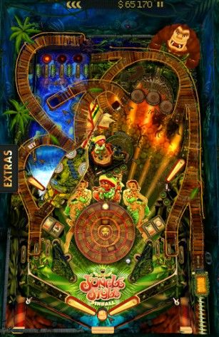 Pinball fantasy HD screenshot 2