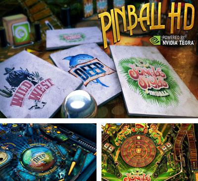 In addition to the game Monster Pinball HD for Android phones and tablets, you can also download Pinball HD for free.