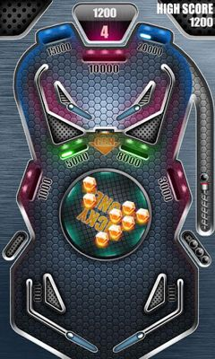 Screenshots von Pinball Pro für Android-Tablet, Smartphone.