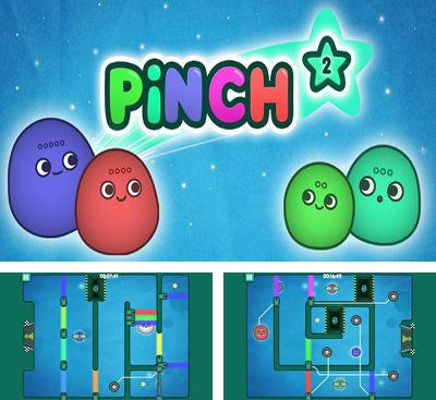 In addition to the game Peti for Android phones and tablets, you can also download Pinch 2 for free.