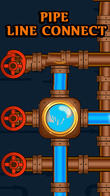Pipe line connect: Water plumber puzzle game APK