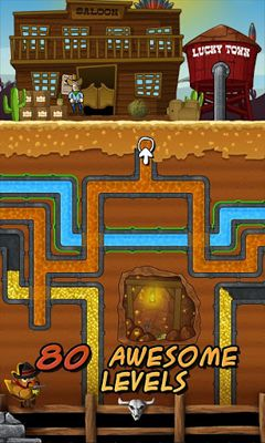 Screenshots of the PipeRoll 2 Ages for Android tablet, phone.