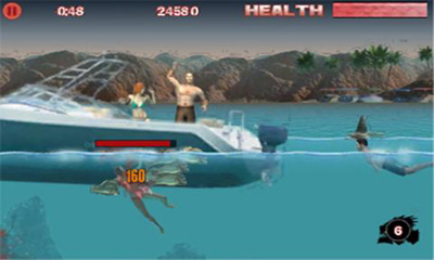 Piranha 3DD The Game for Android - Download APK free