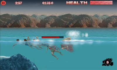Piranha 3DD The Game screenshot 3