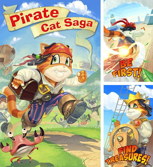 Pirate cat: Saga