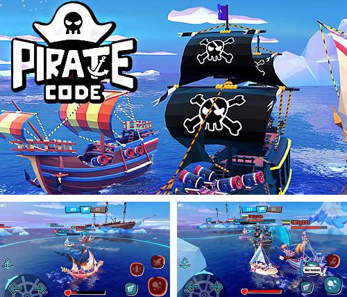 Pirate code: PVP Battles at sea
