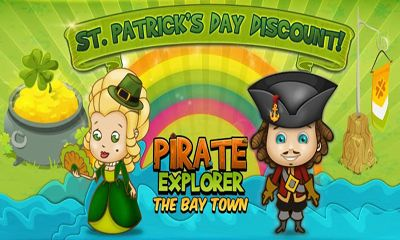Pirate Explorer The Bay Town обложка