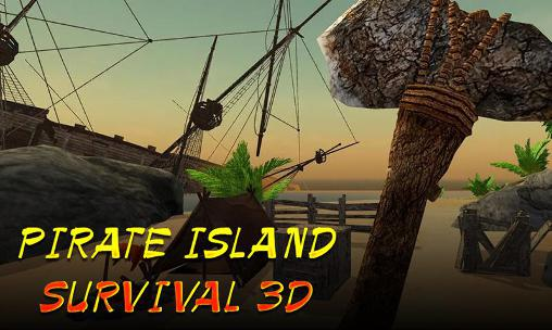 Pirate island survival 3D poster