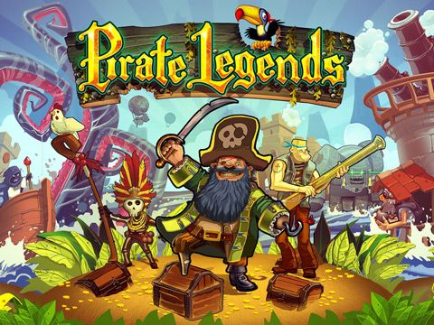 Pirate legends poster