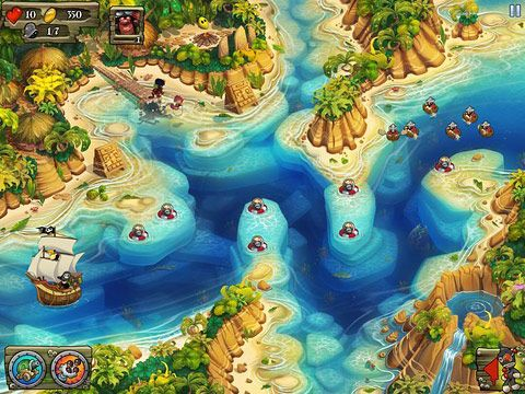 Pirate legends screenshot 2