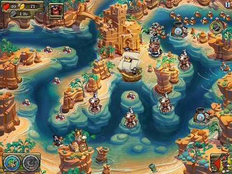 Pirate legends screenshot 3