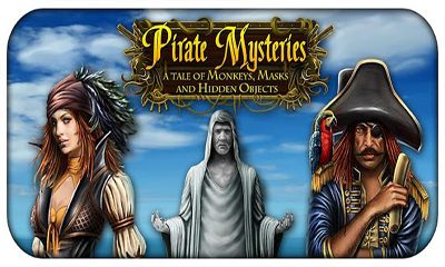 Pirate Mysteries обложка