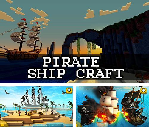 Pirate ship craft: Exploration and sea battles