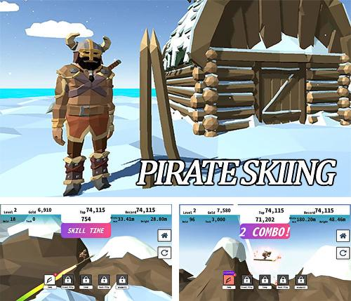 Pirate skiing