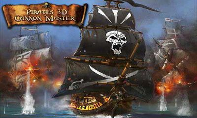 Pirates 3D Cannon Master poster
