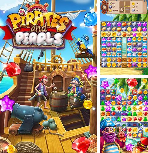 Pirates and pearls: A treasure matching puzzle