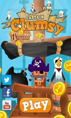 Pirates Captain Clumsy