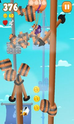 Download Pirates Captain Clumsy Android free game.