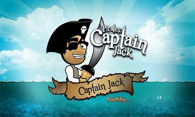 Pirates Captain Jack poster