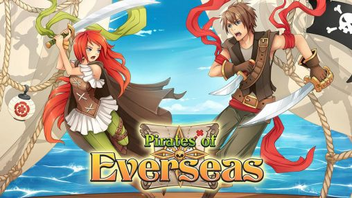 Pirates of Everseas poster