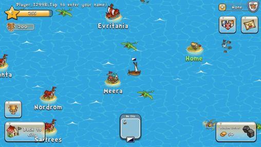 Juega a Pirates of Everseas para Android. Descarga gratuita del juego Piratas de Everseas.