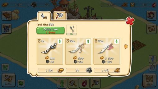 Pirates of Everseas screenshot 3