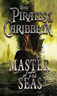 Pirates of the Caribbean. Master of the seas.