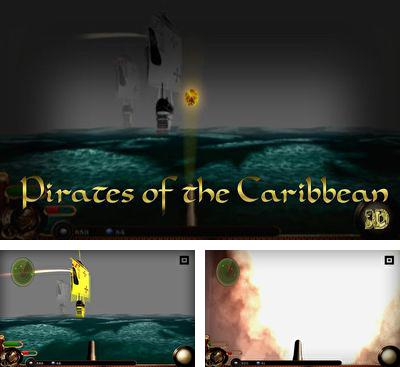 In addition to the game Pirates of the Caribbean. Master of the seas. for Android phones and tablets, you can also download Pirates of the Caribbean 3D for free.
