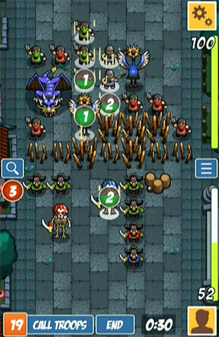 Pirates vs ninjas: 2 player game screenshot 1
