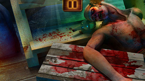 Screenshots von Pirates vs. zombies by Amphibius developers für Android-Tablet, Smartphone.