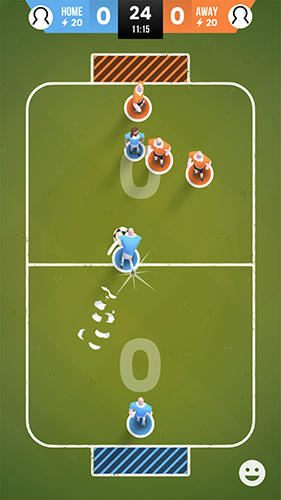 Screenshots von Pitch invaders für Android-Tablet, Smartphone.