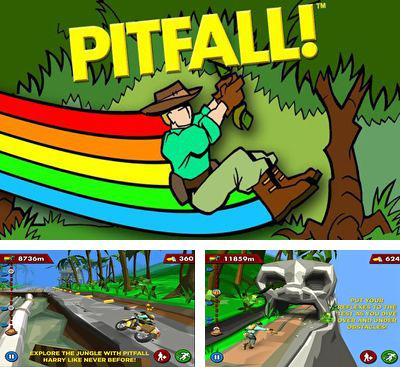 In addition to the game 2012 The END Escape for Android phones and tablets, you can also download PITFALL! for free.