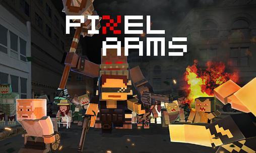 Pixel Arms Für Android Kostenlos Herunterladen Spiel Pixel Waffen - Minecraft pixel spiele