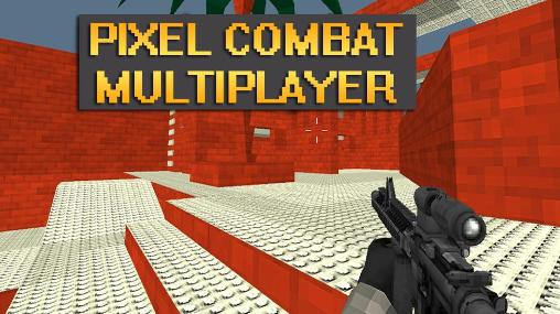 Pixel combat multiplayer HD poster